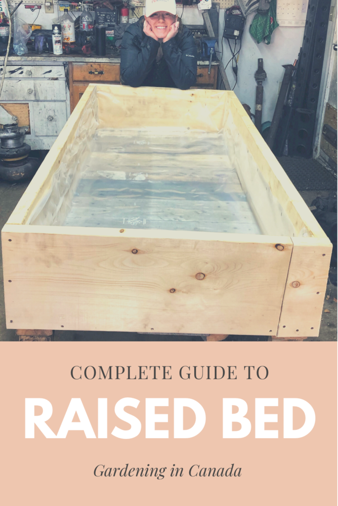 RAISED GARDEN BED GUIDE BY A SOIL SCIENTIST